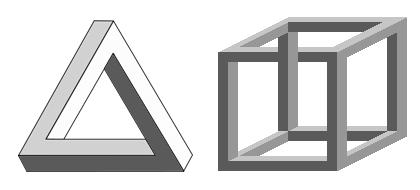 Penrose Triangle Cubes M.C. Escher - Creating...