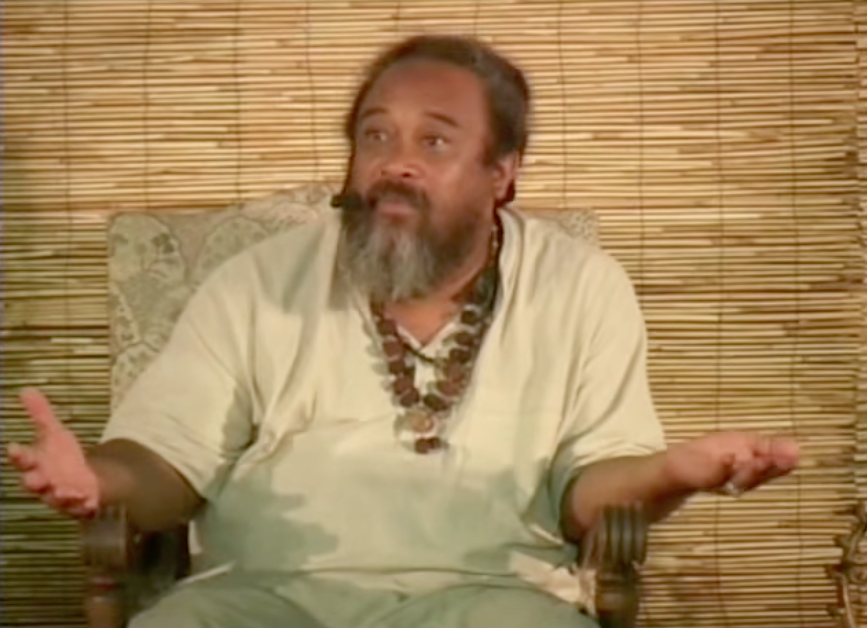 You Must Be Strong - Mooji