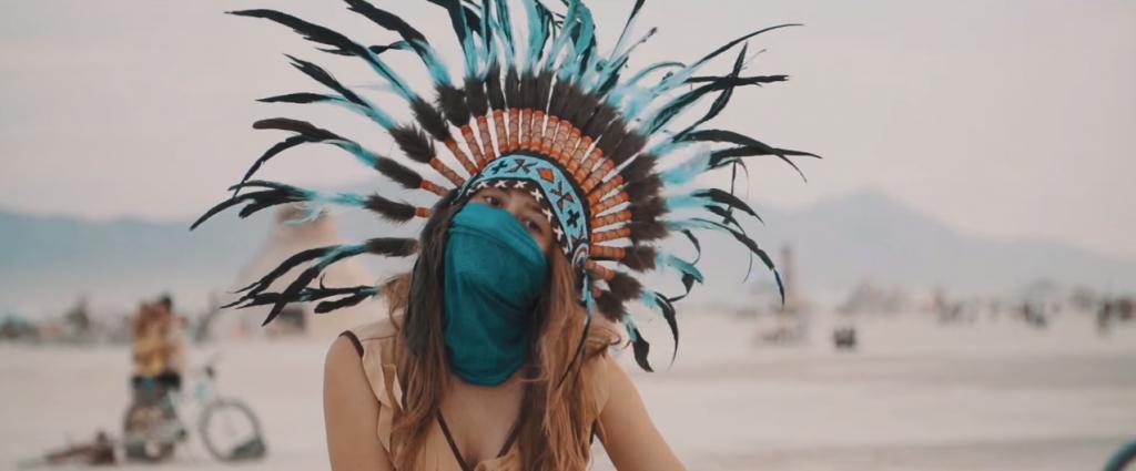 Sander van Doorn LIVE at Burning Man 2014