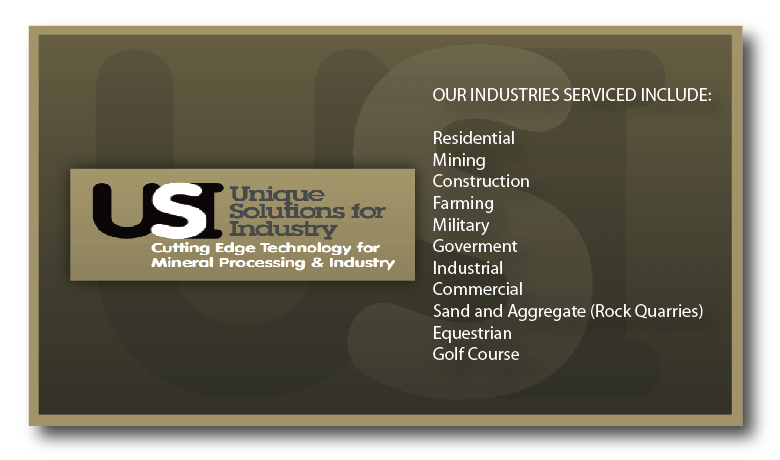 Unique Solutions For Industry, LLC.