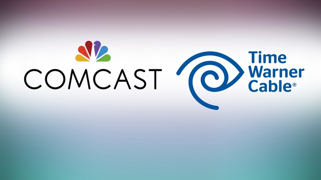 Comcast merger with Time Warner