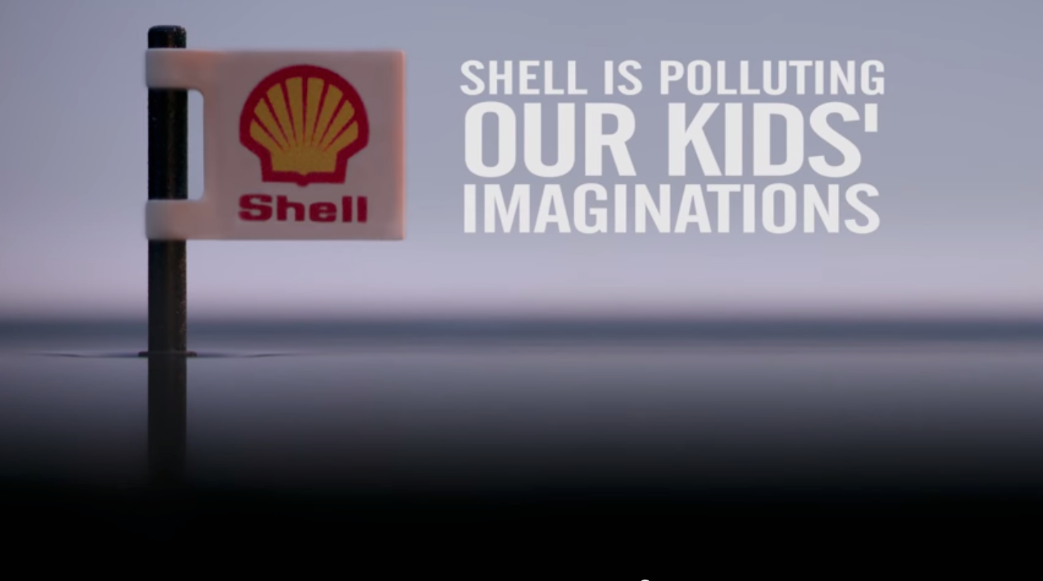 Greenpeace Takes On Shell and Lego