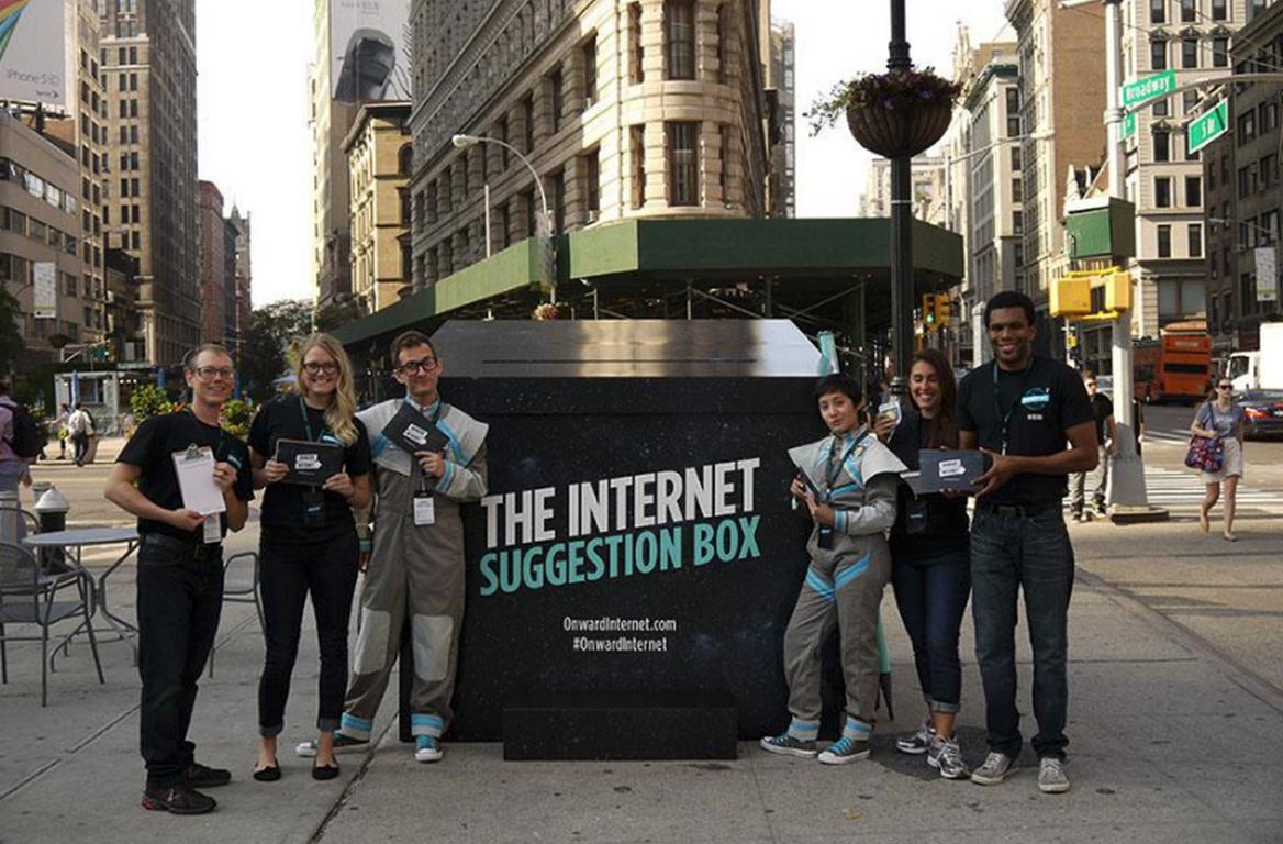 Onward Internet