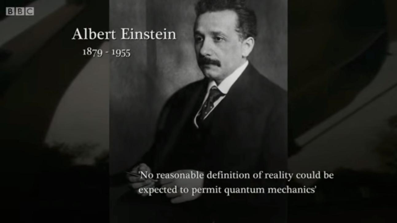 The Einstein\'s Secrets of Quantum Physics