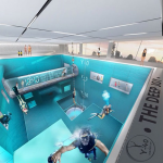 Y-40 | Deepest Swimming Pool In The World