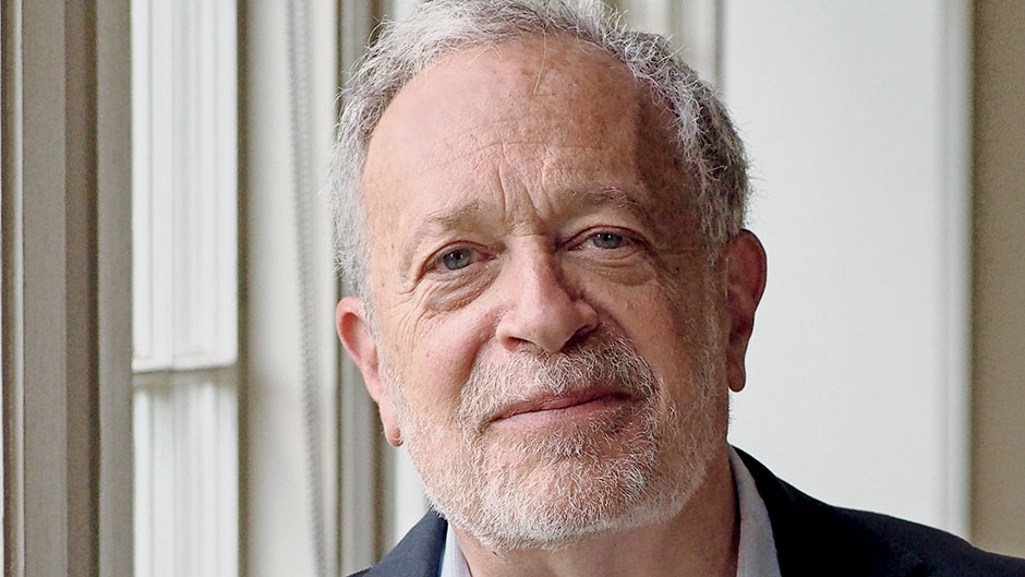 Robert Reich - Socialism of the Rich, Capitalism for the Rest